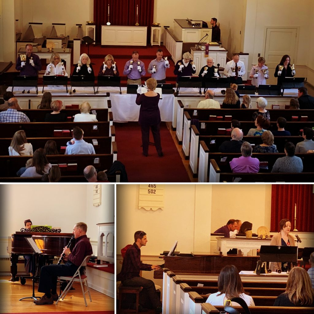 Music and Art in Worship – Stanton Reformed Church